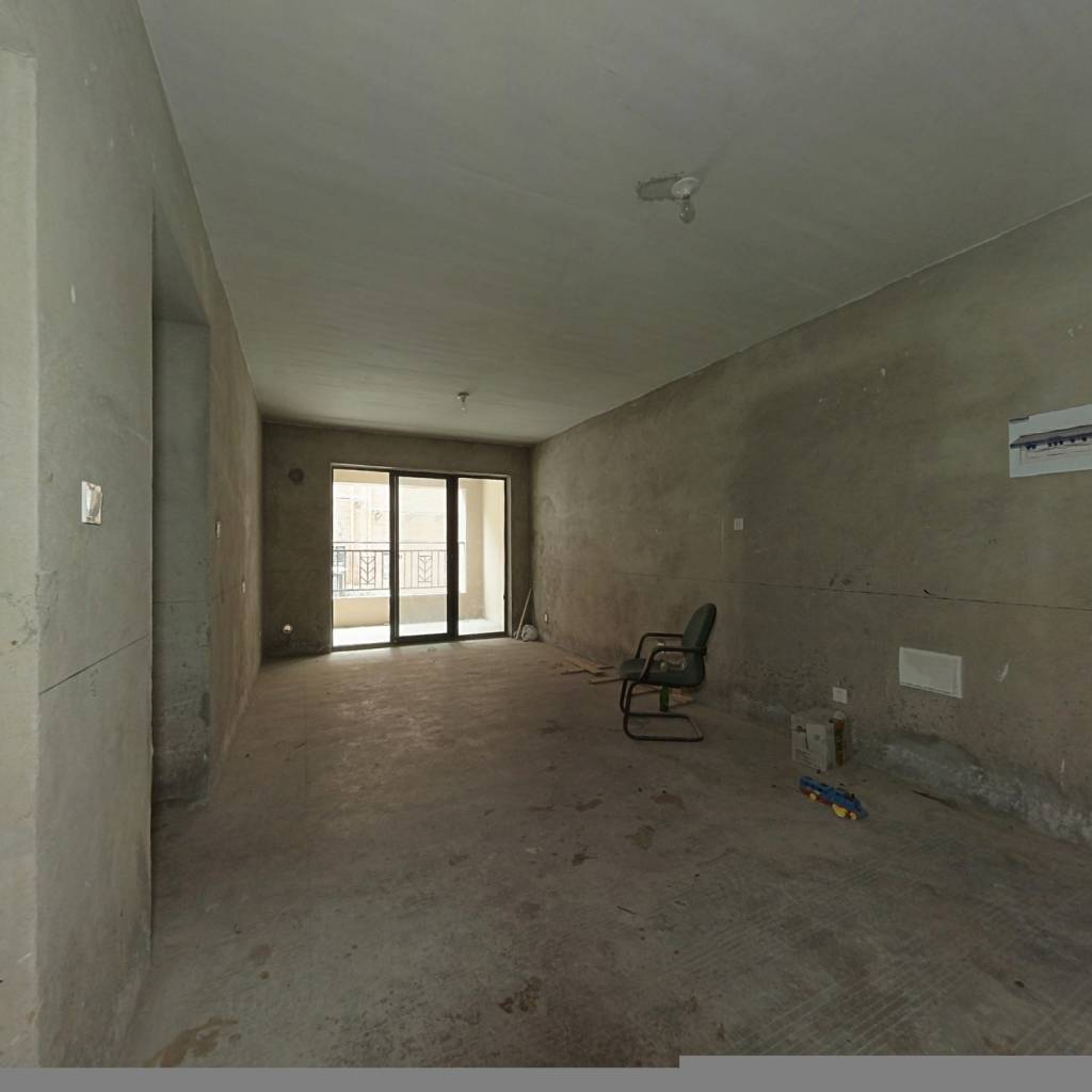 禹洲天玺 3室1厅 南