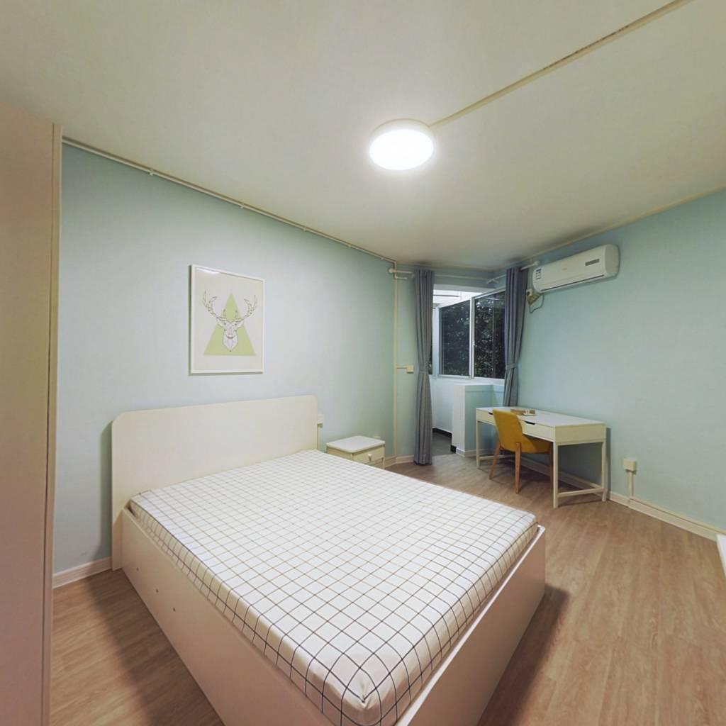 整租·民星一村 1室1厅 南卧室图