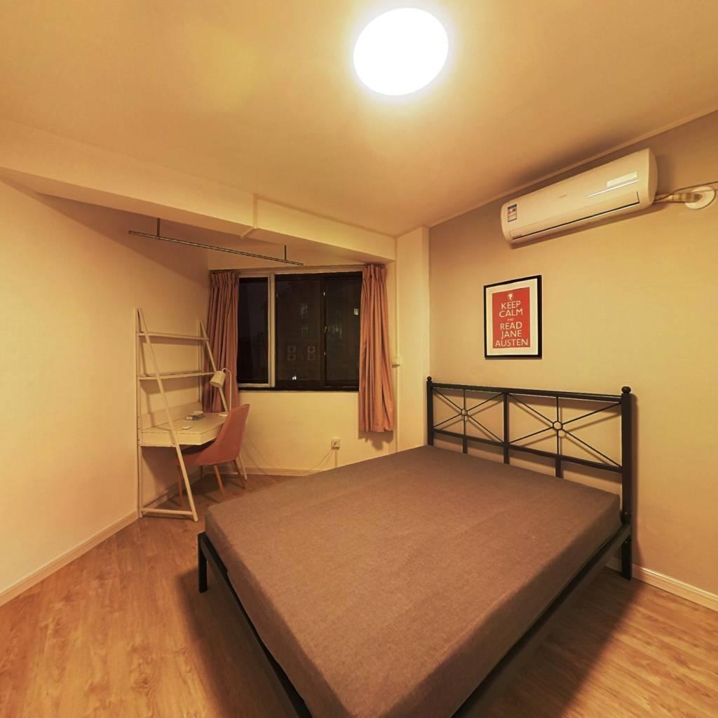 合租·住友公寓 3室1厅 南卧室图