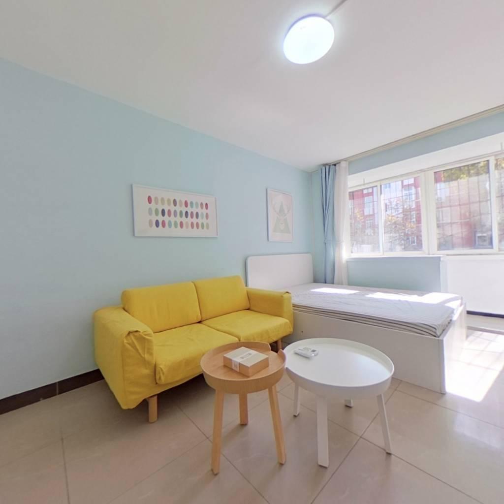 整租·西幸福街 2室1厅 南卧室图