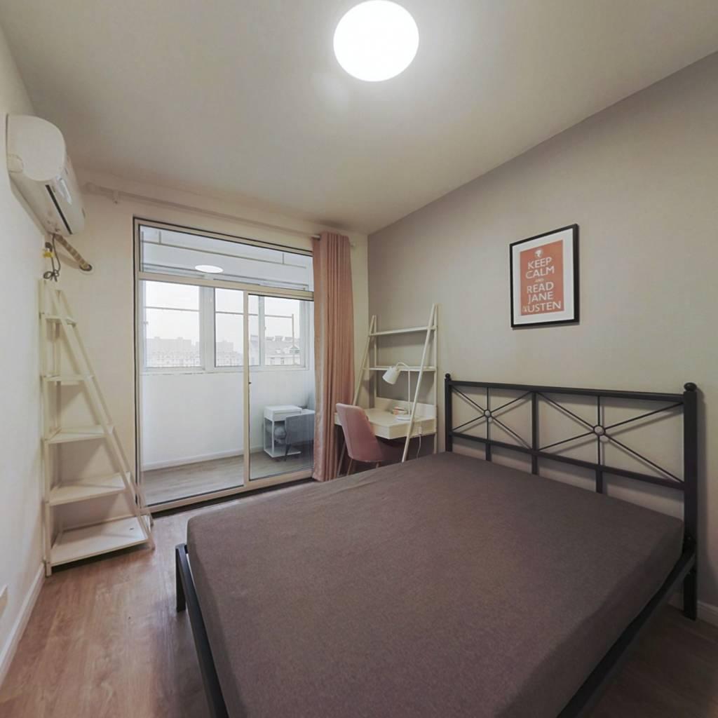 合租·潭桥公寓北园 3室1厅 南卧室图