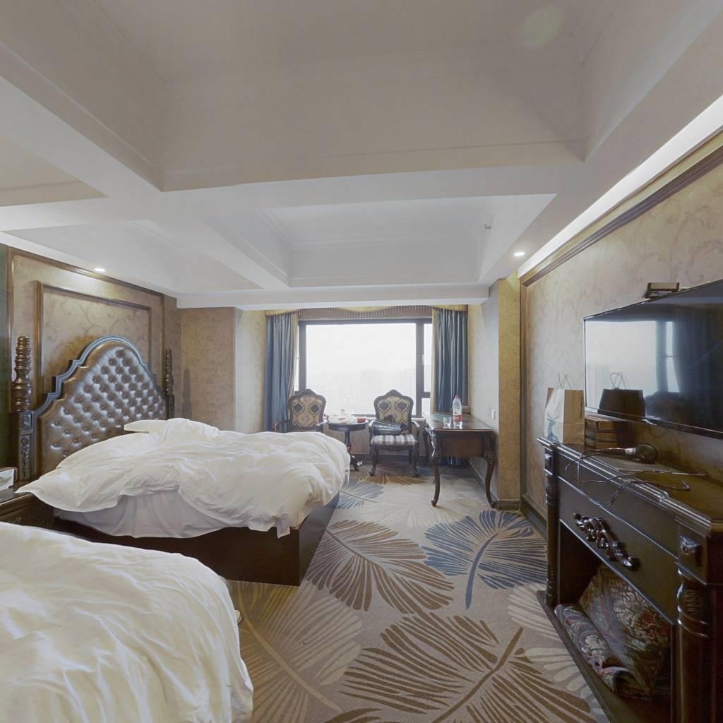 滨江新城当代滨江公寓诚意出售,租给酒店了