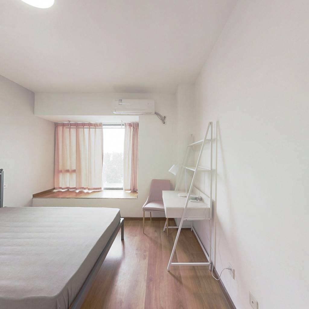 合租·九峰国际 3室1厅 北卧室图