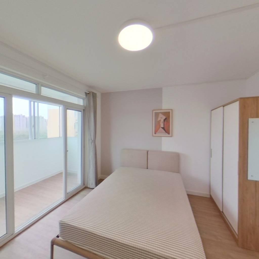 合租·三林新村(永泰路258弄) 4室1厅 北卧室图