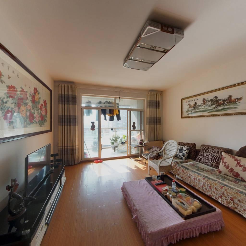 常青花园五小区 三居室 精装修 朝南向 看房方便