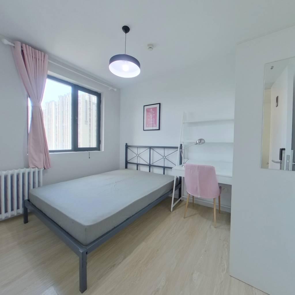 合租·恒大未来城 2室1厅 西卧室图