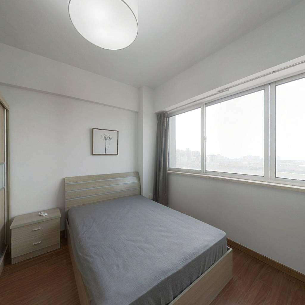整租·尚都国际酒店公寓 1室1厅 北卧室图