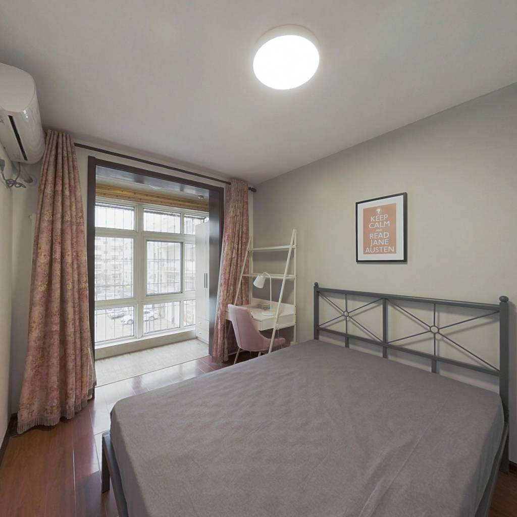 合租·紫瑞园 3室1厅 南卧室图