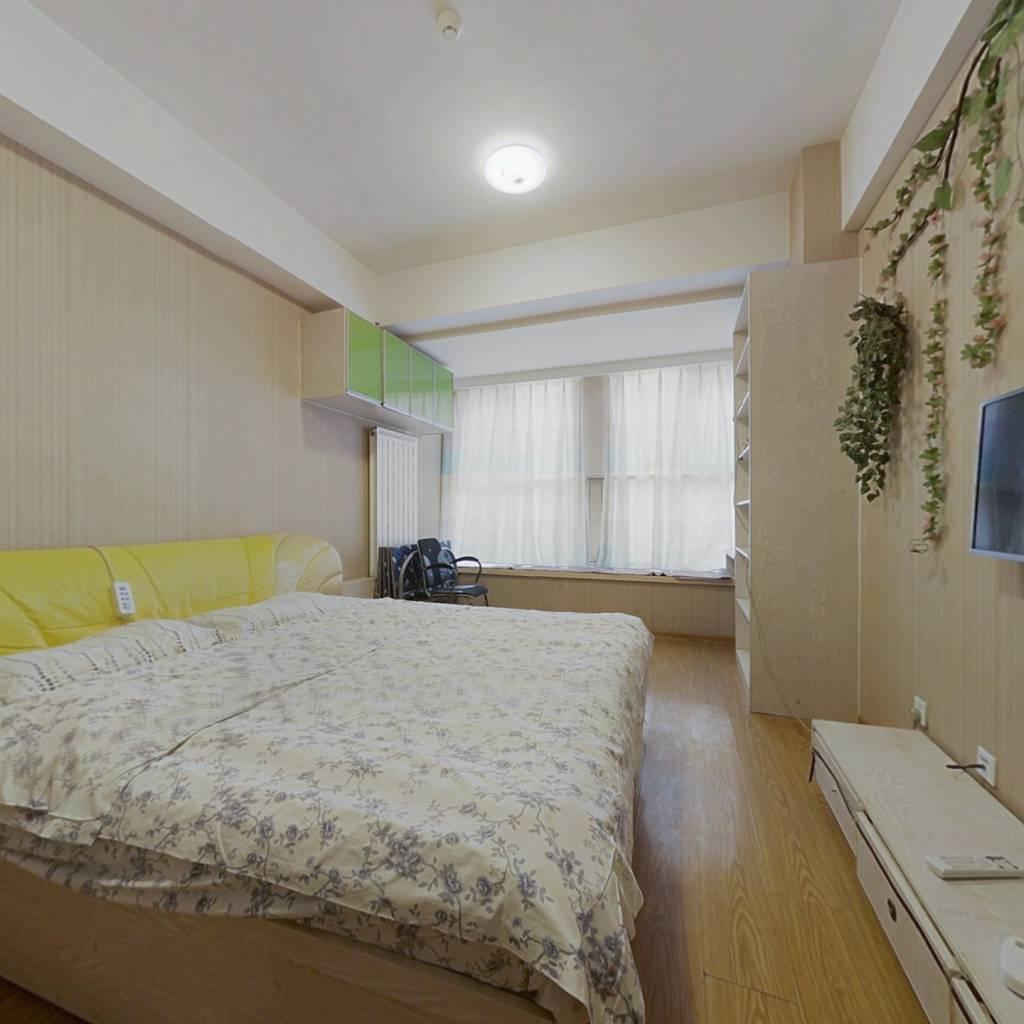 大学城三庆青年城 一室 一厅 一卫 精装修