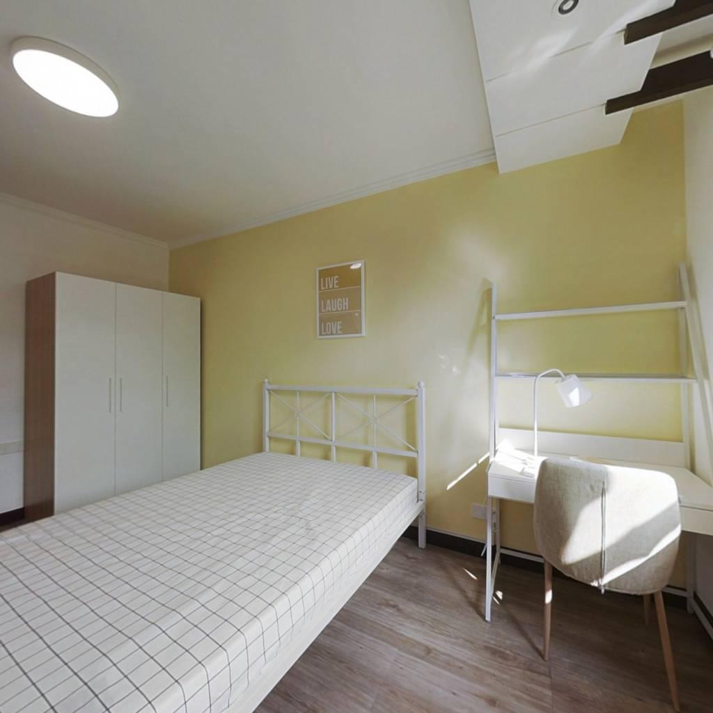 合租·南秀村 2室1厅 南卧室图