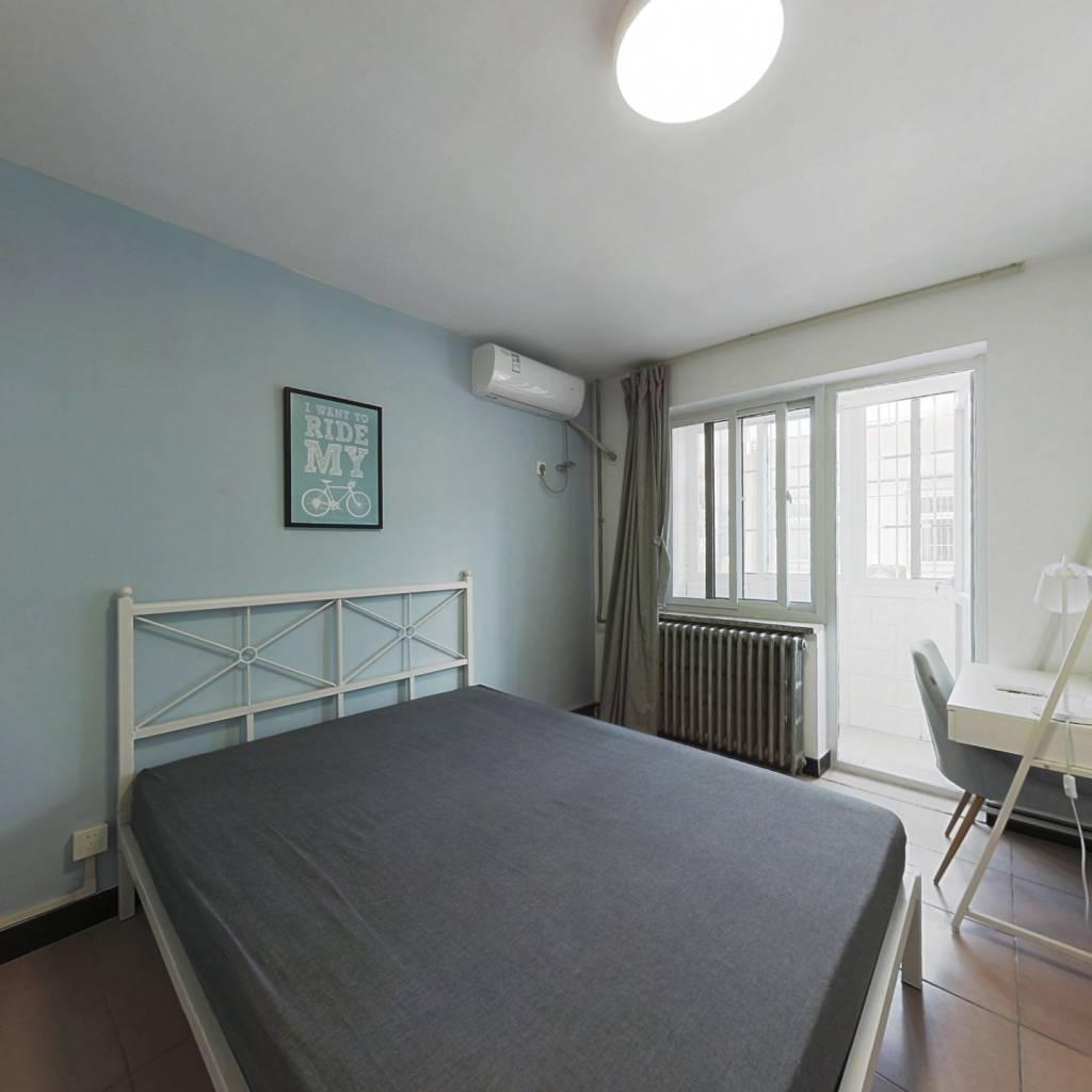 合租·北郊农场宿舍 3室1厅 南卧室图