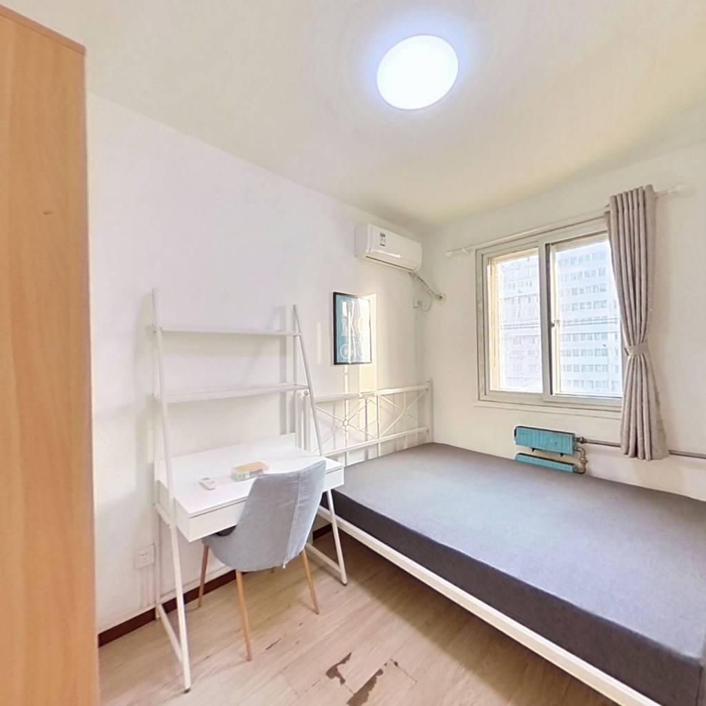 合租·双井东院 2室1厅 南卧室图