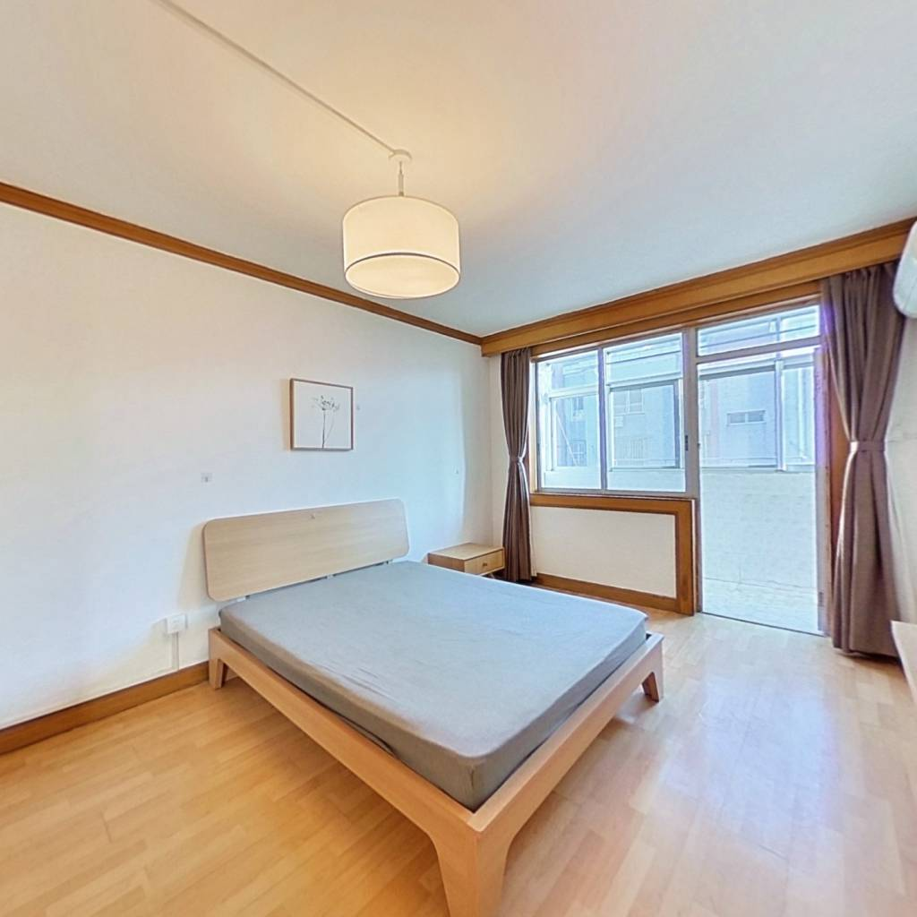 整租·临丰小区 2室1厅 南卧室图
