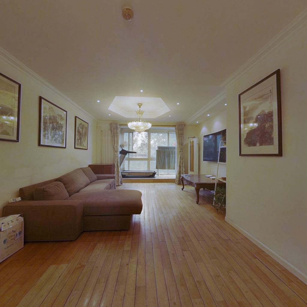 冠城园全南向两居室,中间单元,户型好,采光好
