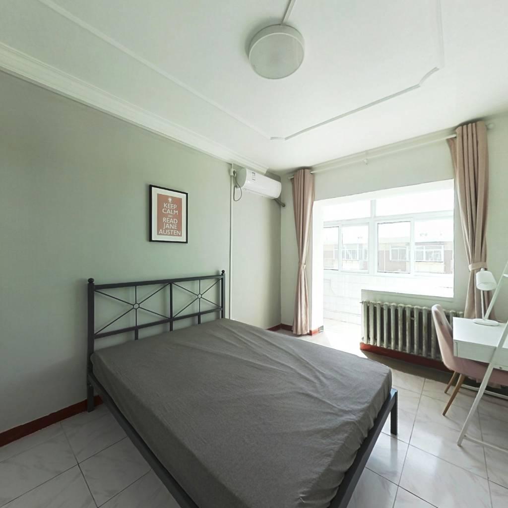 合租·凤岐东里 2室1厅 南卧室图