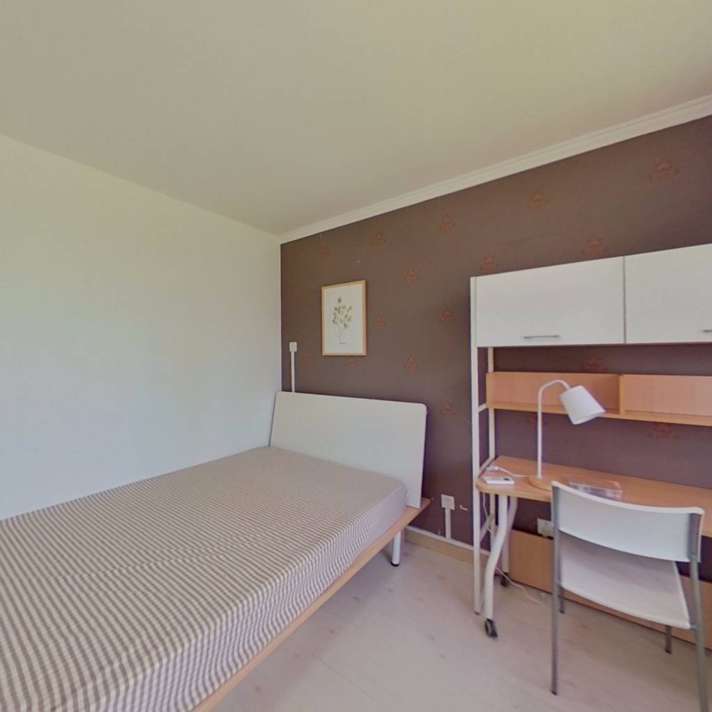 合租·炫特嘉园一期 3室1厅 北卧室图