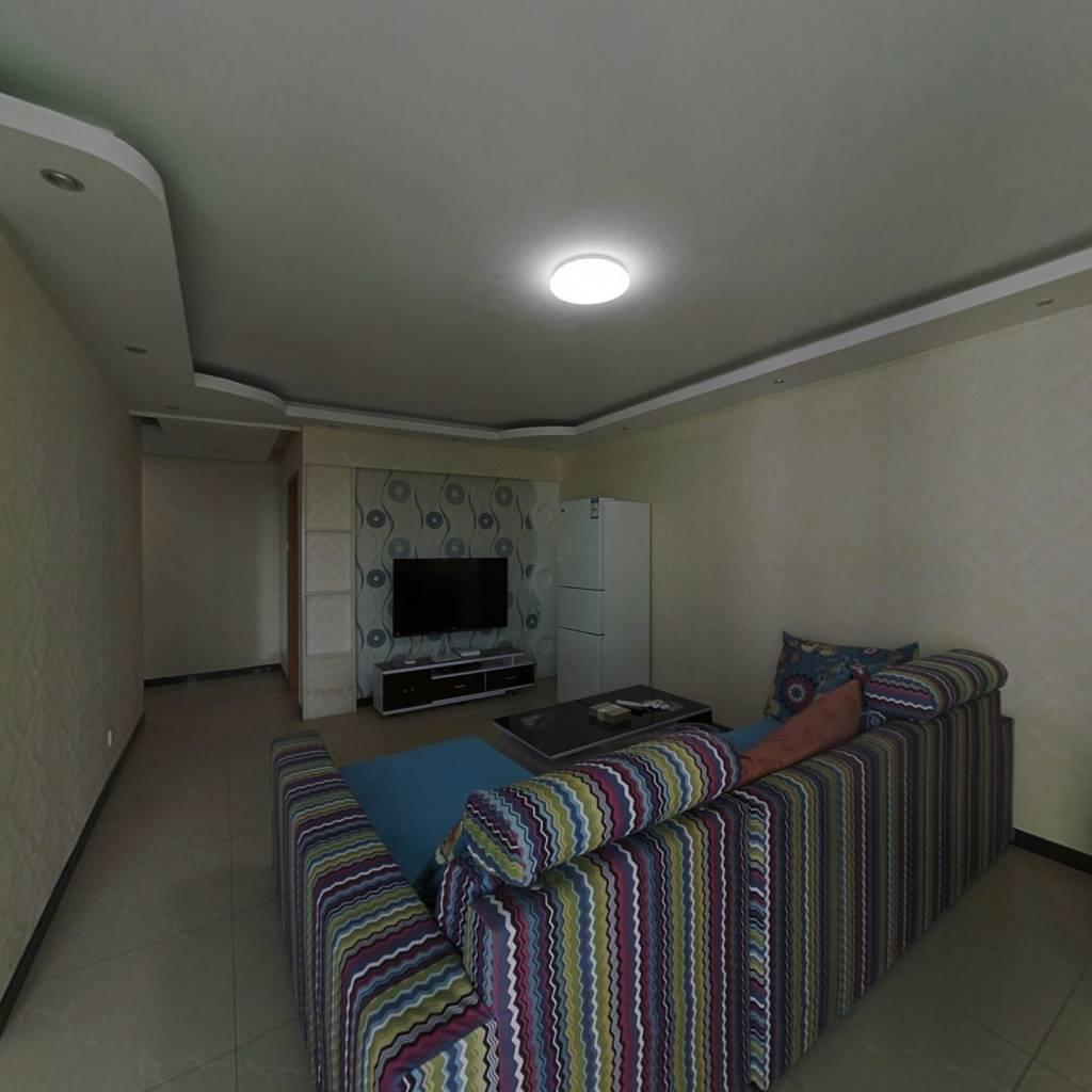 整租·河畔丽景 1室1厅 西卧室图