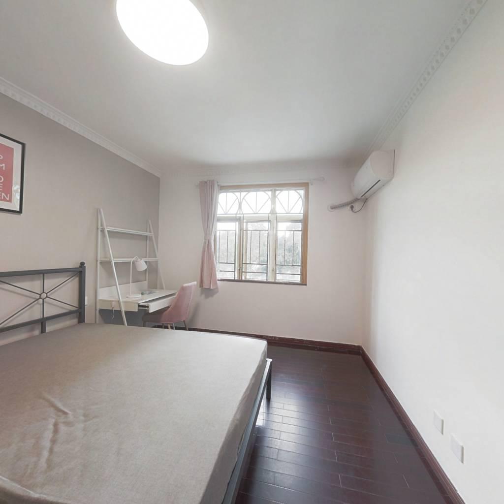 合租·帝景园 4室1厅 北卧室图