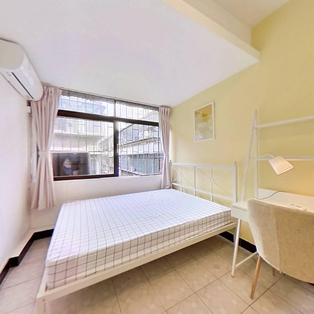 合租·北丽园 3室1厅 西卧室图
