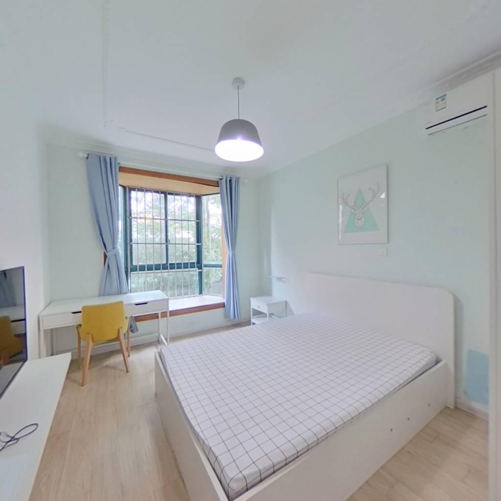 整租·新高苑(一期) 1室1厅 南卧室图