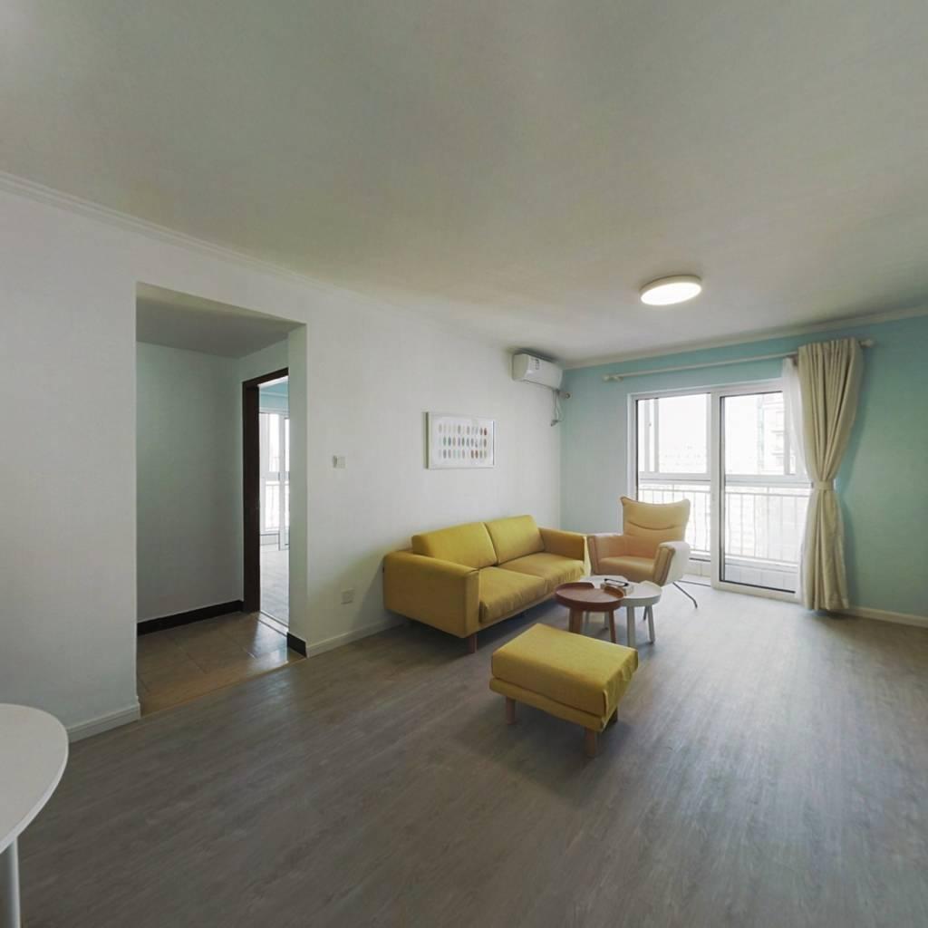 整租·珠江骏景北区 1室1厅 北卧室图