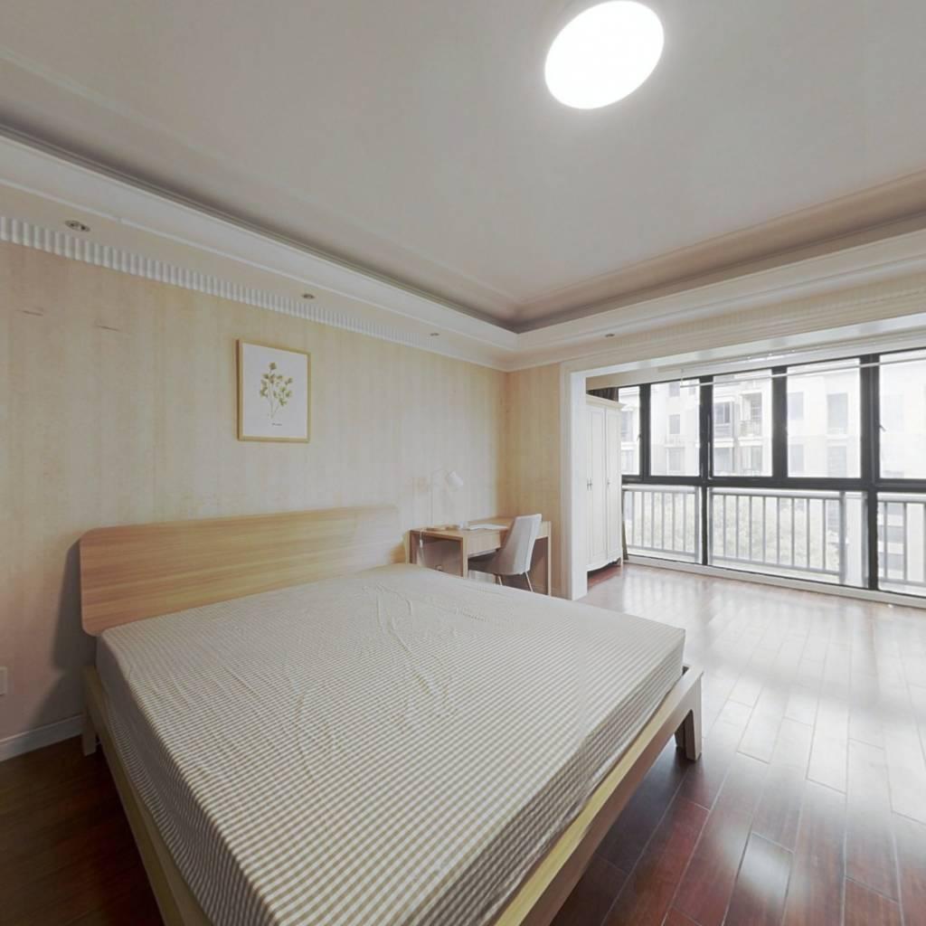 合租·临江花园 5室1厅 南卧室图