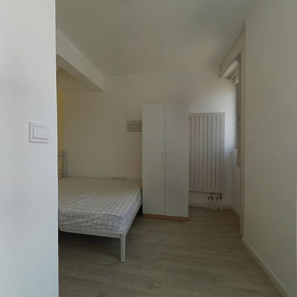 合租·海上国际城 3室1厅 北卧室图
