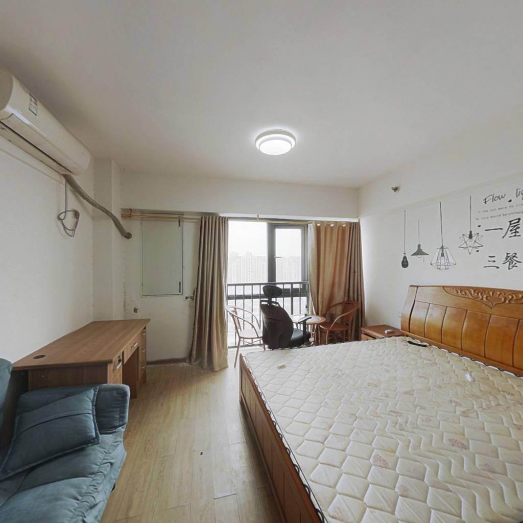 君域豪庭 精装修 一室一厅 拎包入住