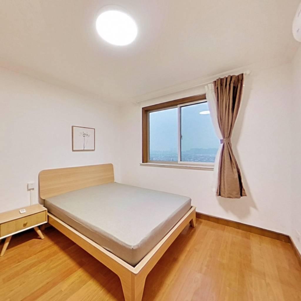 整租·金杨新村八街坊 2室1厅 南卧室图