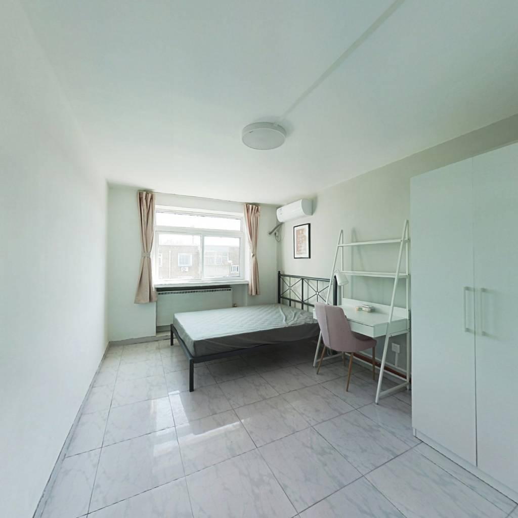 合租·林苑北里 2室1厅 南卧室图