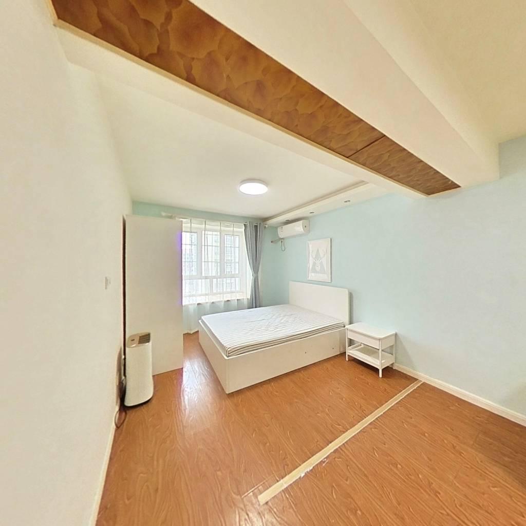 整租·临渭佳园 1室1厅 南卧室图