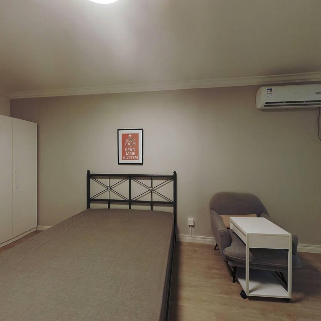 合租·瞿溪路937弄 2室1厅 北卧室图
