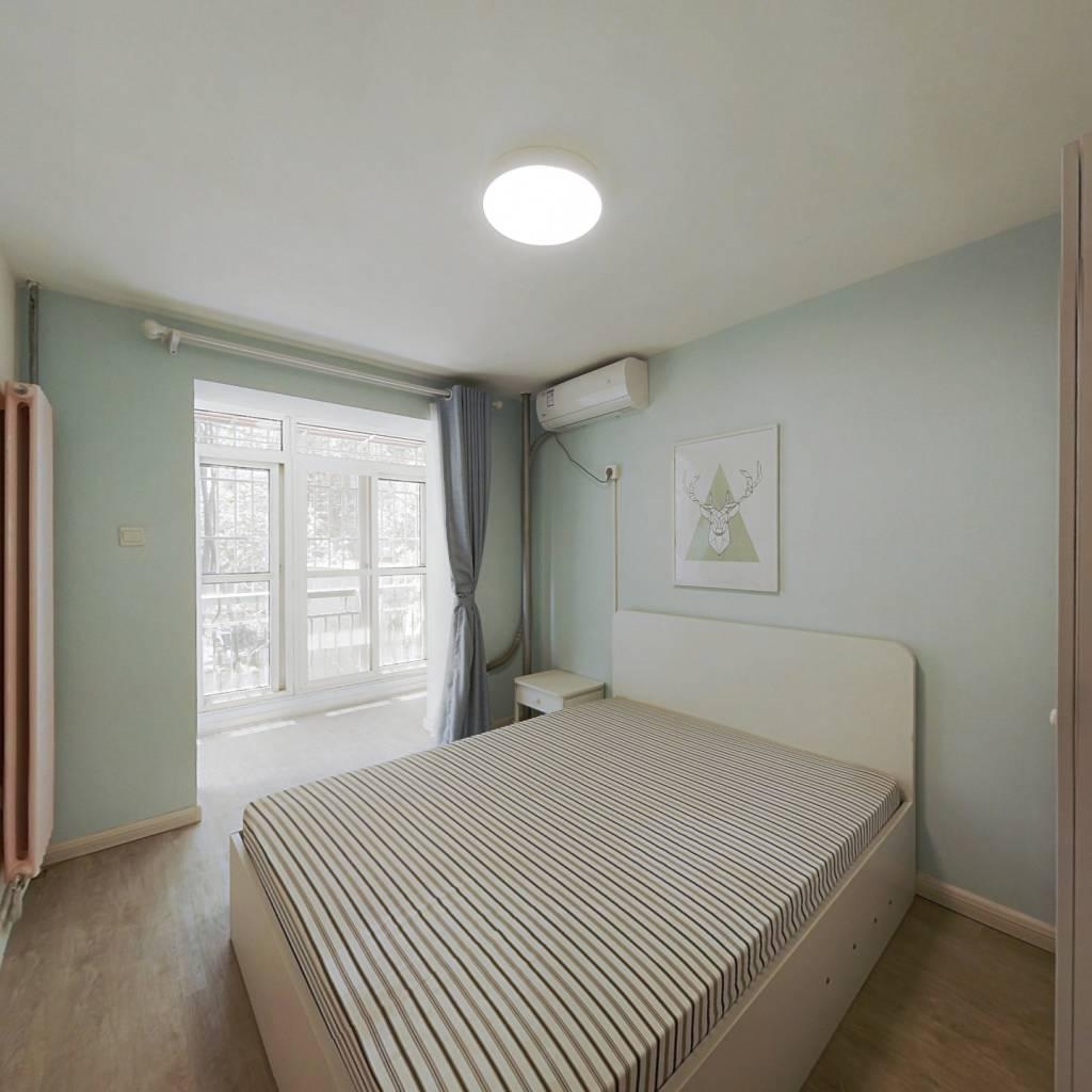 整租·华龙小区 1室1厅 北卧室图