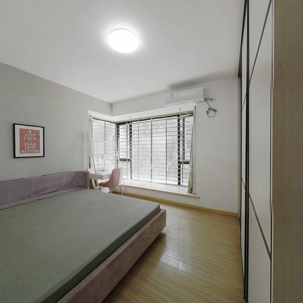 合租·保利心语一期 4室1厅 南卧室图