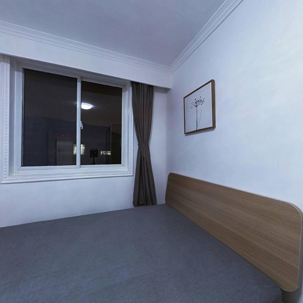 整租·古宋小区 2室1厅 南卧室图