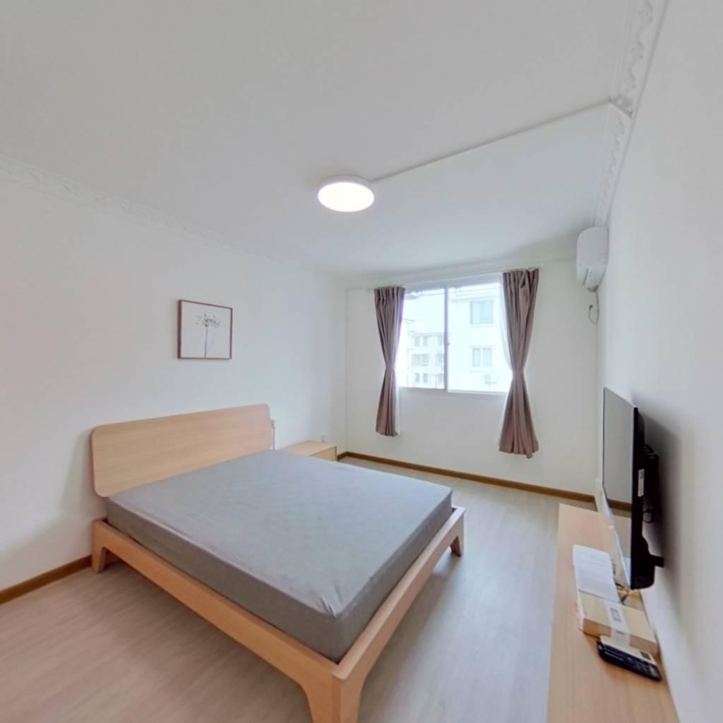 整租·梅林小区 2室1厅 南卧室图