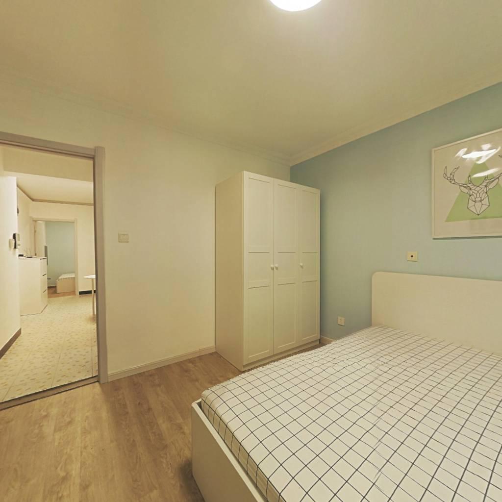 整租·中福浦江汇 2室1厅 南卧室图
