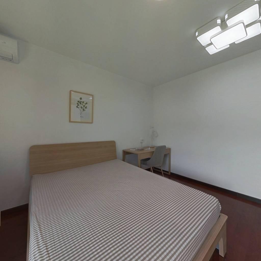 合租·银海华庭 4室1厅 南卧室图