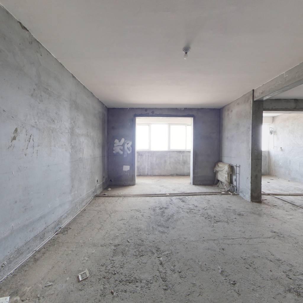 滨河小区 电梯复式 楼大平 房户型方正