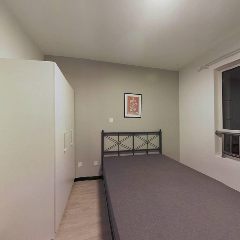 合租·盛庭名景 4室1厅 南卧室图