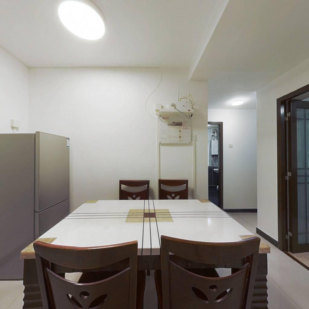 合租·玫瑰园小区 4室1厅 南卧室图
