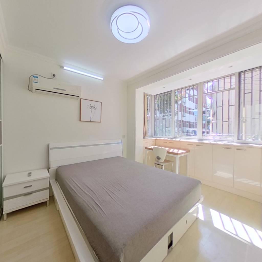 整租·华馨小区 2室1厅 南卧室图
