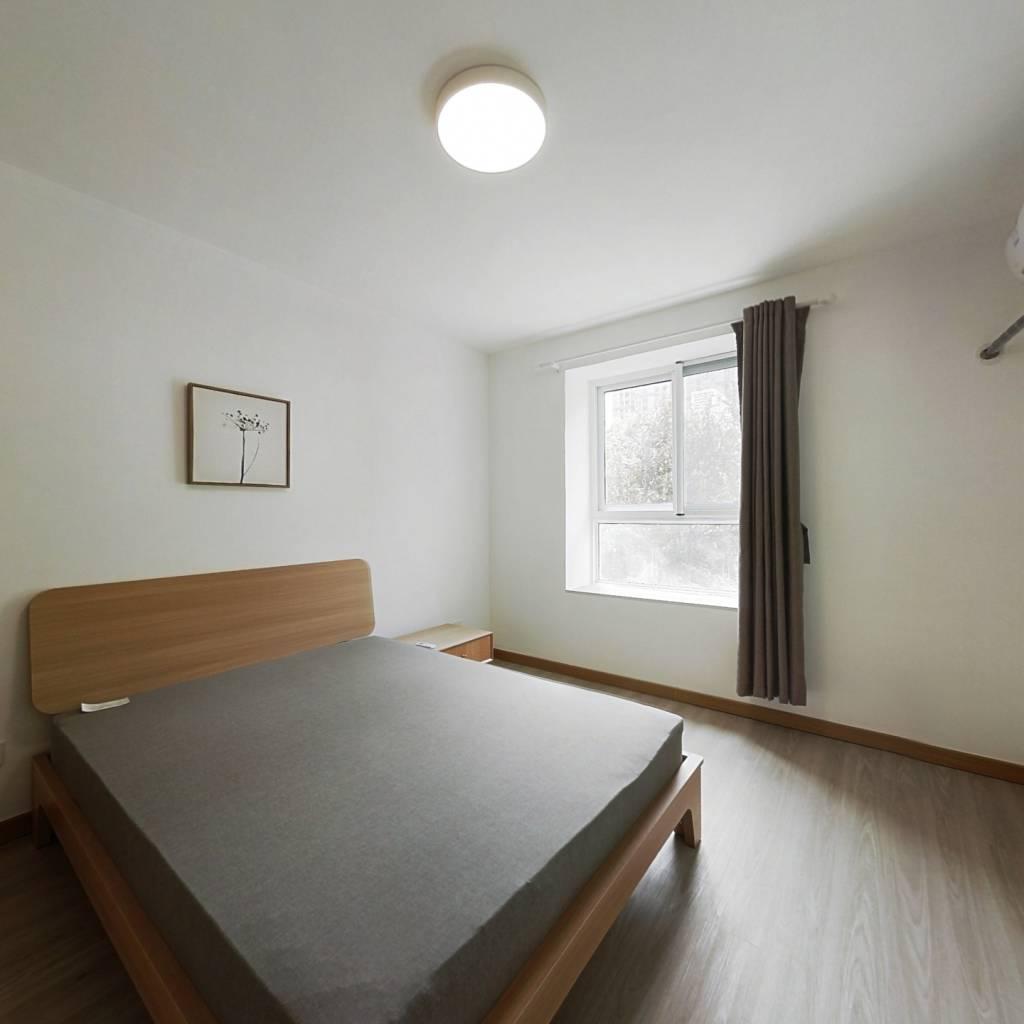 整租·慧华苑 2室1厅 南北卧室图