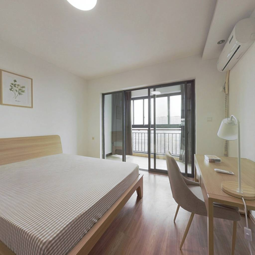 合租·新里维多利亚公寓 3室1厅 东卧室图