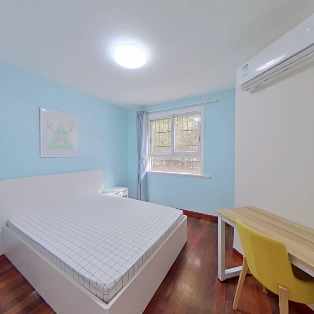 整租·莘城公寓 2室1厅 南北卧室图