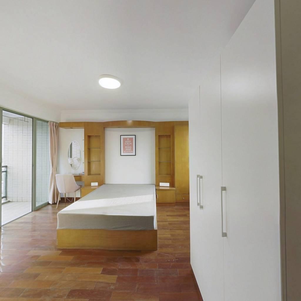 合租·天安高尔夫花园 4室1厅 北卧室图