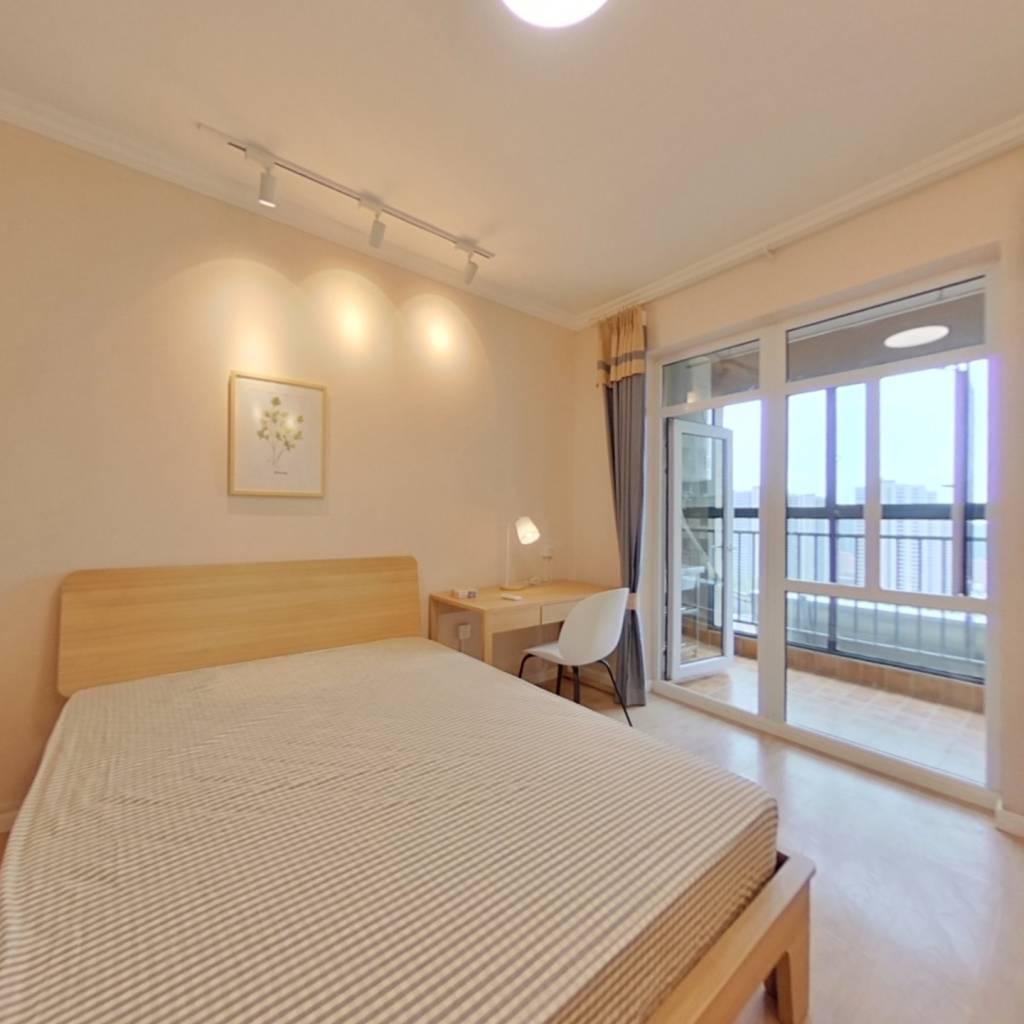 合租·北辰优+国际青年互动特区 3室1厅 南卧室图
