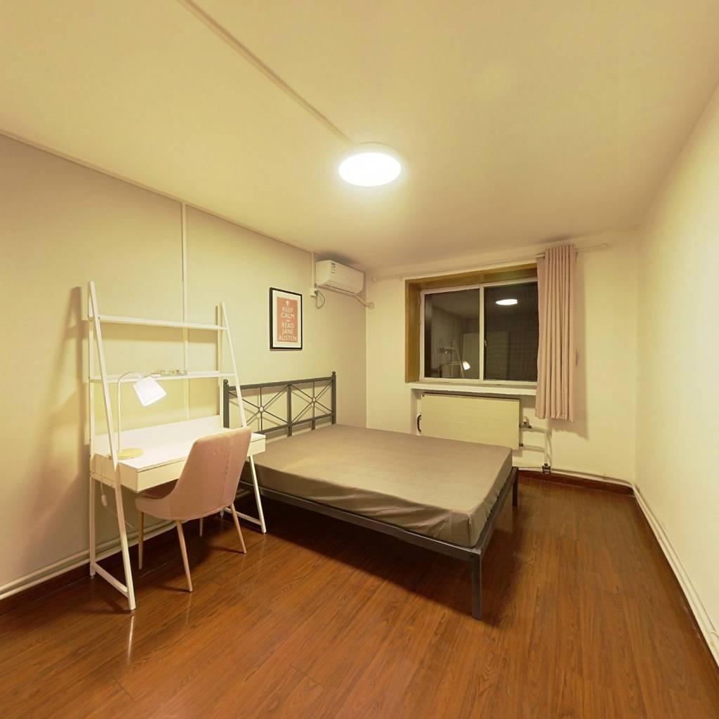 合租·曲溪东里 2室1厅 北卧室图