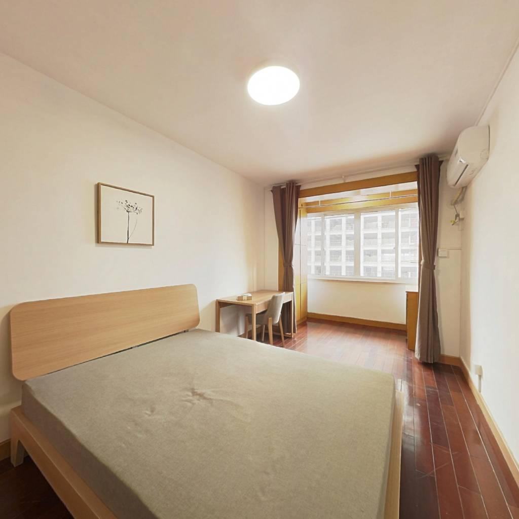 整租·驰骋大楼 2室1厅 西卧室图