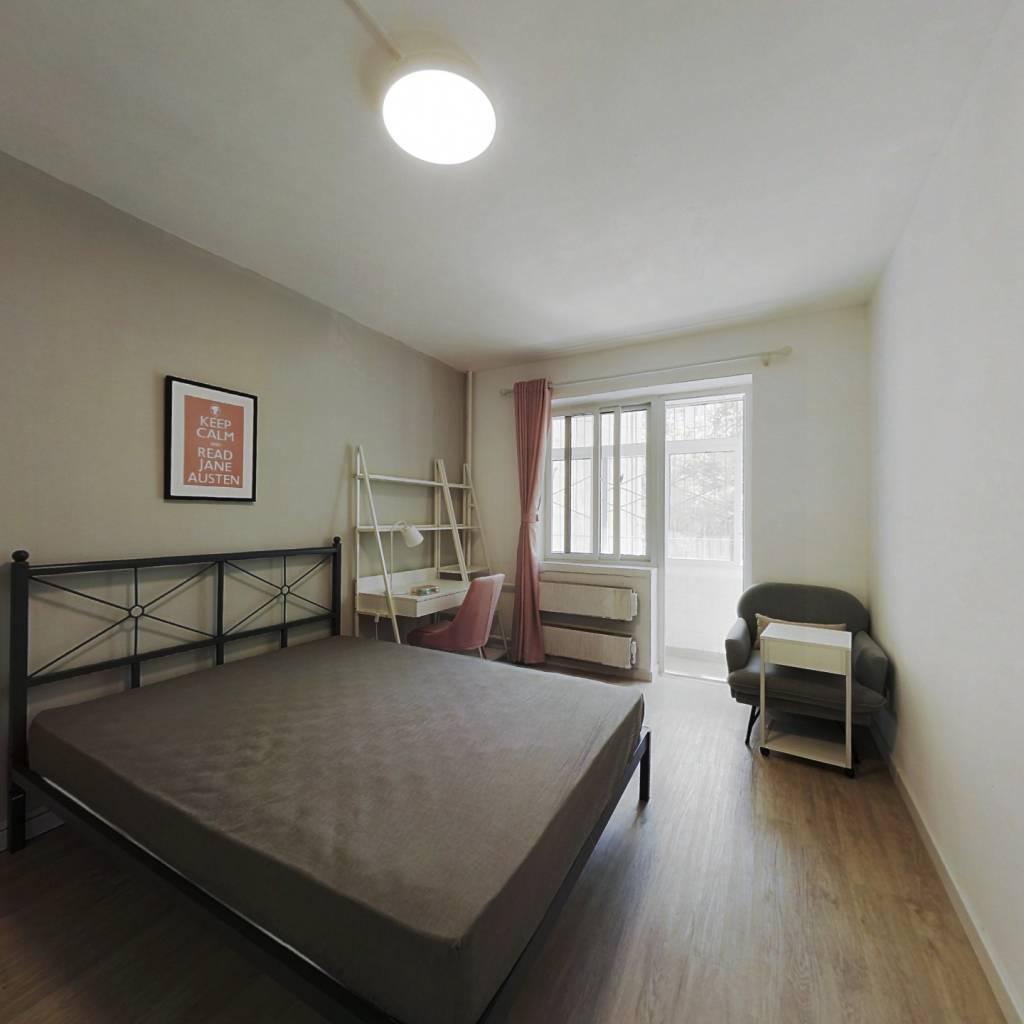 合租·稻香园 2室1厅 北卧室图